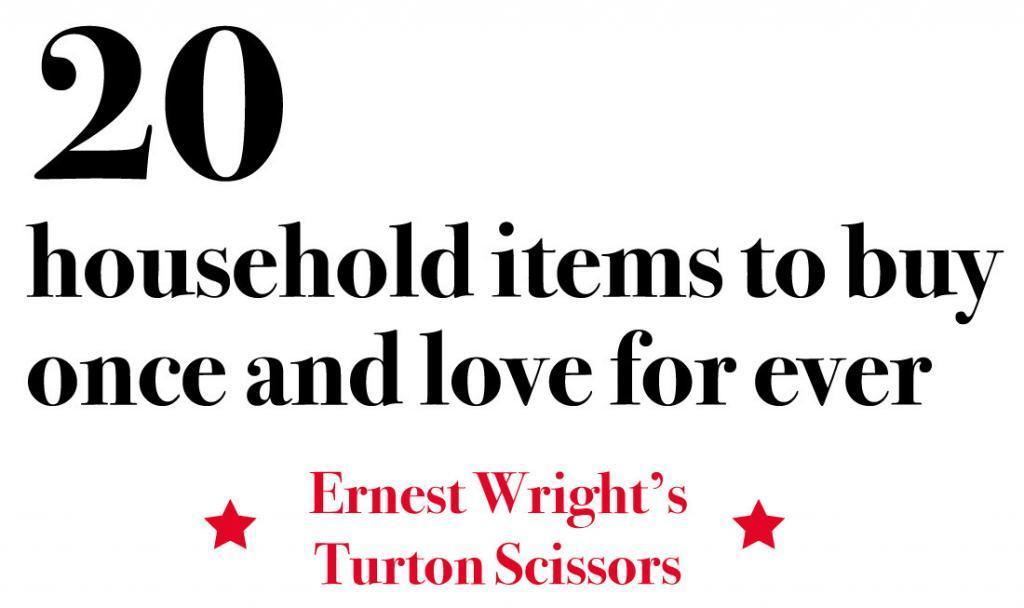 Ernest Wright Turton Kitchen scissor