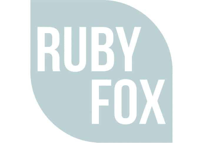 Ruby Fox Artist logo