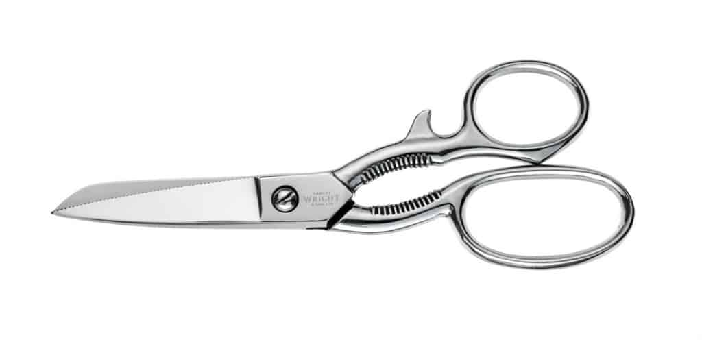 Ernest Wright Turton scissors