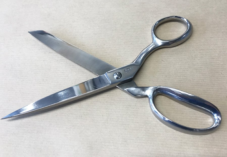 Ernest Wright restored shears