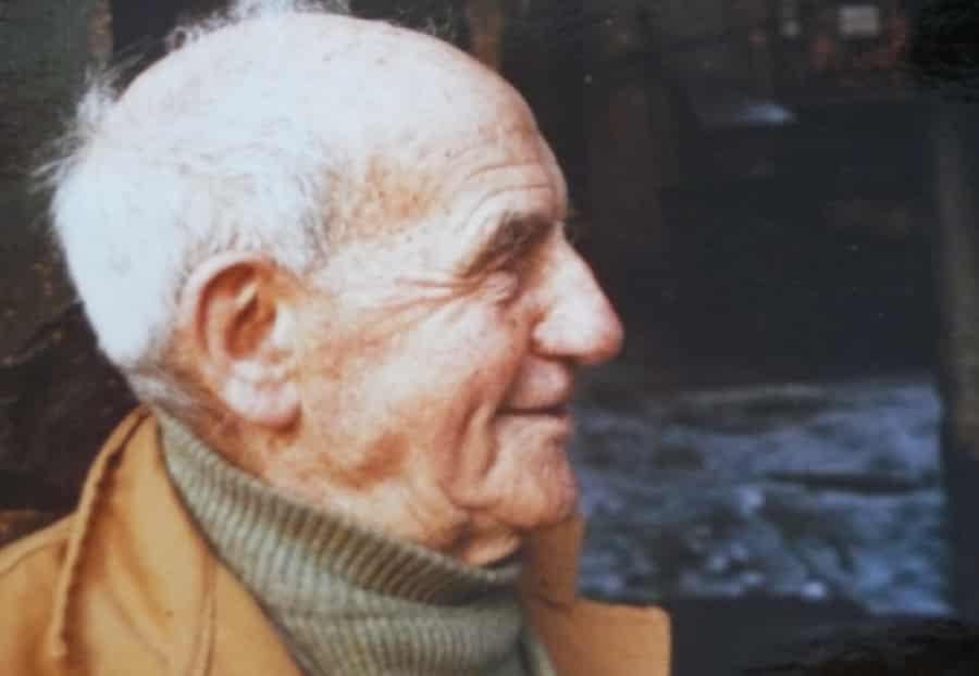 Portrait of Frank Turton