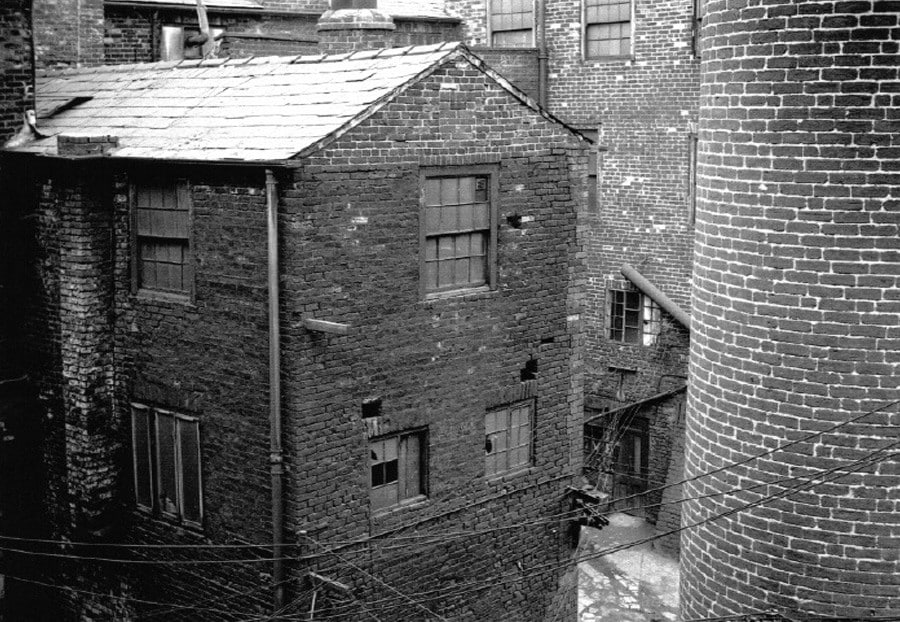 Turton's Yard, Sheffield