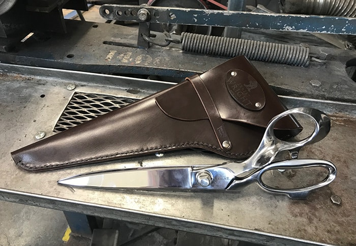 """Ernest Wright 13"""" Tailor Shears"""