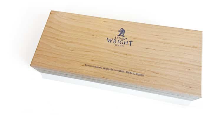 Ernest Wright Kutrite presentation box