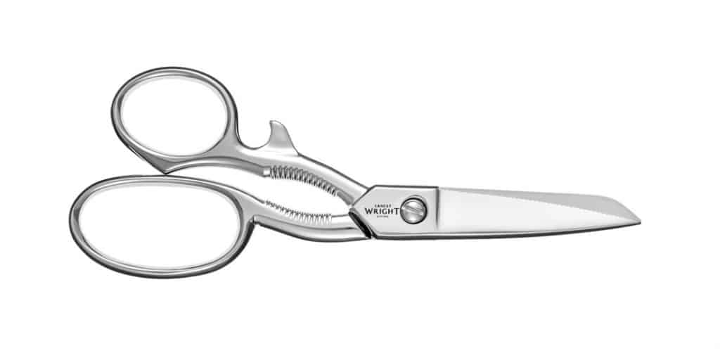 Turton left-handed kitchen scissors
