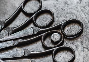 embroidery scissors