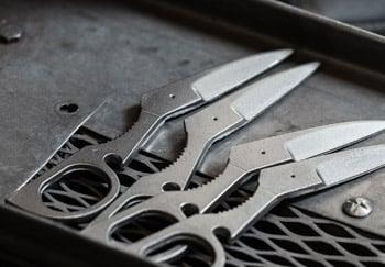 Kutrite scissors