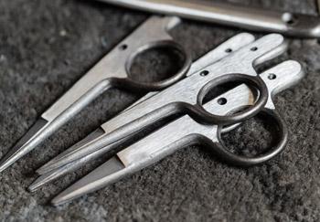 Threadsnips tread snipping scissors